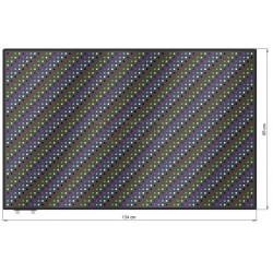 Wyśw. graficz. LED 134 x 85 cm