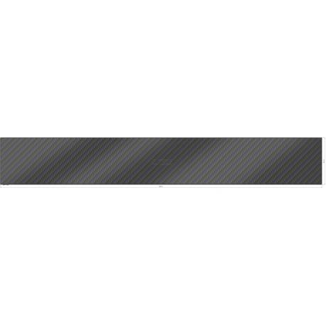 Wyśw. graficz. LED 686 x 101 cm