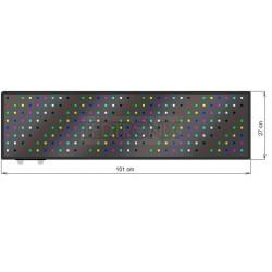 Wyśw. graficz. LED 101 x 27 cm